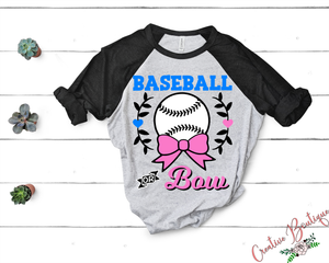 Baseball or Bow 2