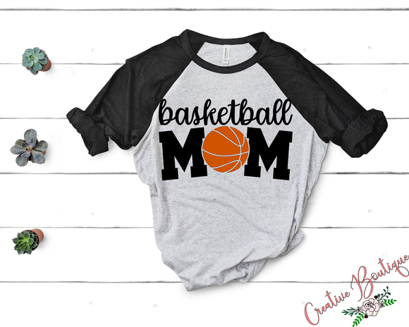 Basketball Mom