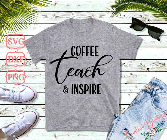 Coffee Teach and Inspire