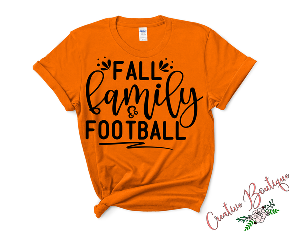 Fall Family Football