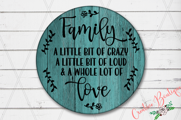 Family - A Little Bit