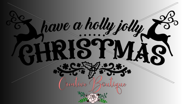 Christmas and Winter - Have A Holly Jolly Christmas