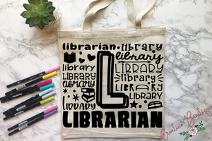Librarian - Library - Wordy