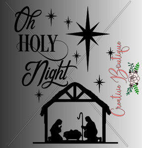 Christmas And Winter - Oh Holy Night