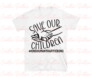 Save Our Children - Save the Children - Awareness