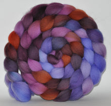 Shetland Hand Dyed Roving - 5.32 ounce - Treasure Hunt Combed Top