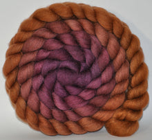 20.7 Micron Haunui NZ Halfbred/A1+ Mulberry Silk Combed Top 5.21 Ounces - Mine Mine Mine Roving