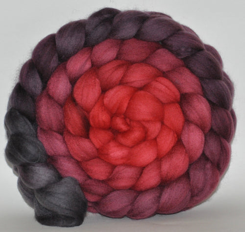 Merino & Cashmere  70/30 Roving Hand Dyed 5.24 Ounces - Linda Combed Top