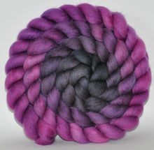 23.6 Micron Haunui New Zealand Halfbred/ A1+ Mulberry Silk 75/25 Blend -  5.31 oz  Hannah  Combed Top