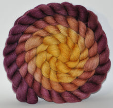 20.7 Micron Haunui NZ Halfbred/A1+ Mulberry Silk Combed Top 5.02 Ounces - August  Roving