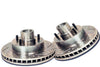 "Pro1 60-87 C10 12"" Front / 12"" Rear Brake Kit"