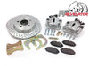Pro Performance F/R Big Brake Kit - C5 Caliper - 64-87 C10