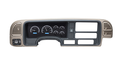 Dakota Digital VHX Gauges - 95-98 GM Truck