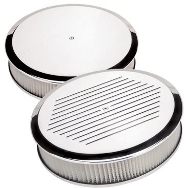 Billet Specialties Round Air Cleaner
