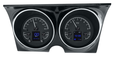 Dakota Digital HDX Gauges - 67-68 Camaro