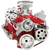 Billet Specialties Std. Chevy Small Block (Top Mount - PS)