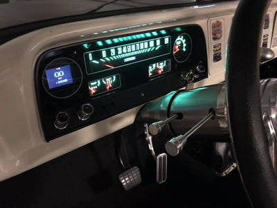 Dakota Digital RTX Gauges - 64-66 Chevy C10
