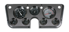 Clayton Machine Works Dash Bezel - Carbon Fiber - 67-72 C10