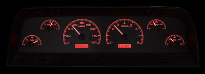 Dakota Digital VHX Gauges - 64-66 C10