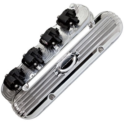 Billet Specialties Profile Modular Valve Covers - LS