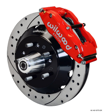 "Wilwood 13"" Front Superlite 6R - 60-87 C10"