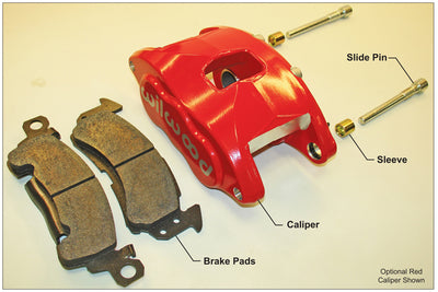 Wilwood D52 Calipers (Pair) - 71-87 C10