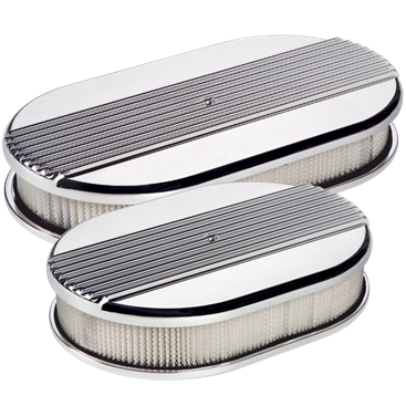 Billet Specialties Oval Air Cleaner