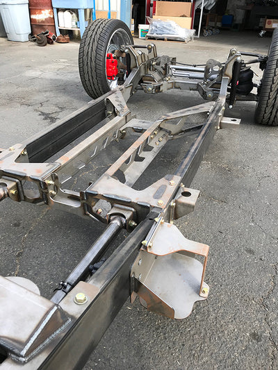 Choppin' Block Full Chassis - 63-66 C10