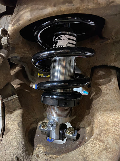 Aldan Front Coilover Kit - 88-98 GM Truck / SUV