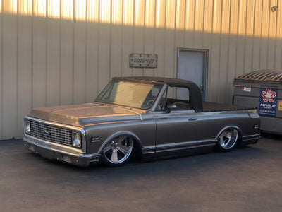 Choppin' Block Front Kit - 63-72 C10