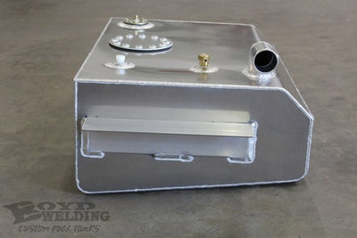 Boyd Aluminum Fuel Tank (Carb/Side Fill) - 63-72 C10