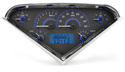 Dakota Digital VHX Gauges - 55-59 Chevy Truck