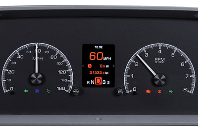 Dakota Digital HDX Gauges - 60-63 C10