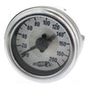 "Air Lift 2"" Single Needle Gauge - 200 PSI"