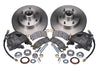 Pro Performance 6 Lug Front Rotor Kit - 60-72 C10