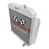 Champion Aluminum Radiator - 55-59 GM Truck