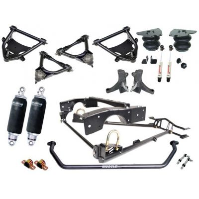 RideTech Air Suspension System - 71-72 C10