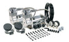 VIAIR 380C Chrome Dual Kit