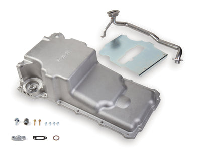Holley GM LS Retro Fit Oil Pan - 302-2