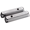 Billet Specialties Ball Milled Valve Covers - Chevy Centerbolt
