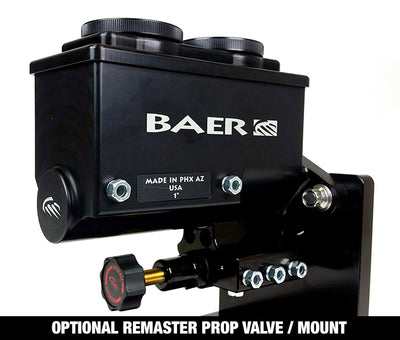 Baer Remaster - Black Anodized