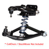RideTech Front Control Arm System - 63-87 C10