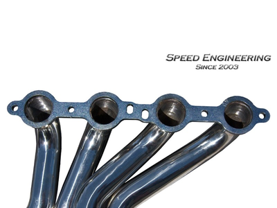 Speed Engineering LS Swap Headers - Mid Length
