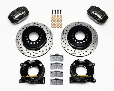 "Pro1 WILWOOD 60-87 C10 12"" / 12"" Brake Kit"