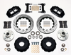 "Pro3 WILWOOD 60-87 C10 14"" / 13"" Brake Kit"