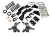 Belltech 4-5/5.5 Drop Kit - 95-99 Tahoe (2-Door 2WD)