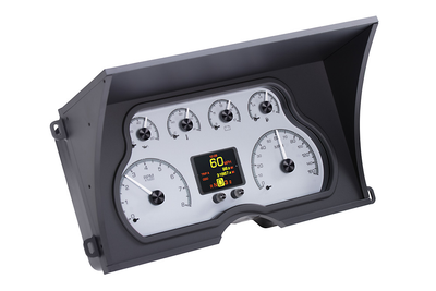 Dakota Digital HDX Gauges - 88-94 GM Truck