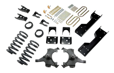 Belltech 5/7 Drop Kit - 88-98 C1500