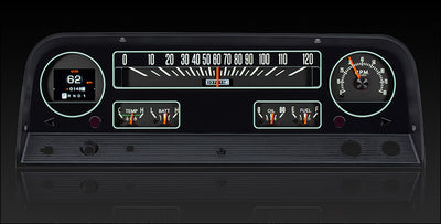 Dakota Digital RTX Gauges - 64-66 Chevy Truck