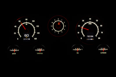 Dakota Digital RTX Gauges - 67-72 C10